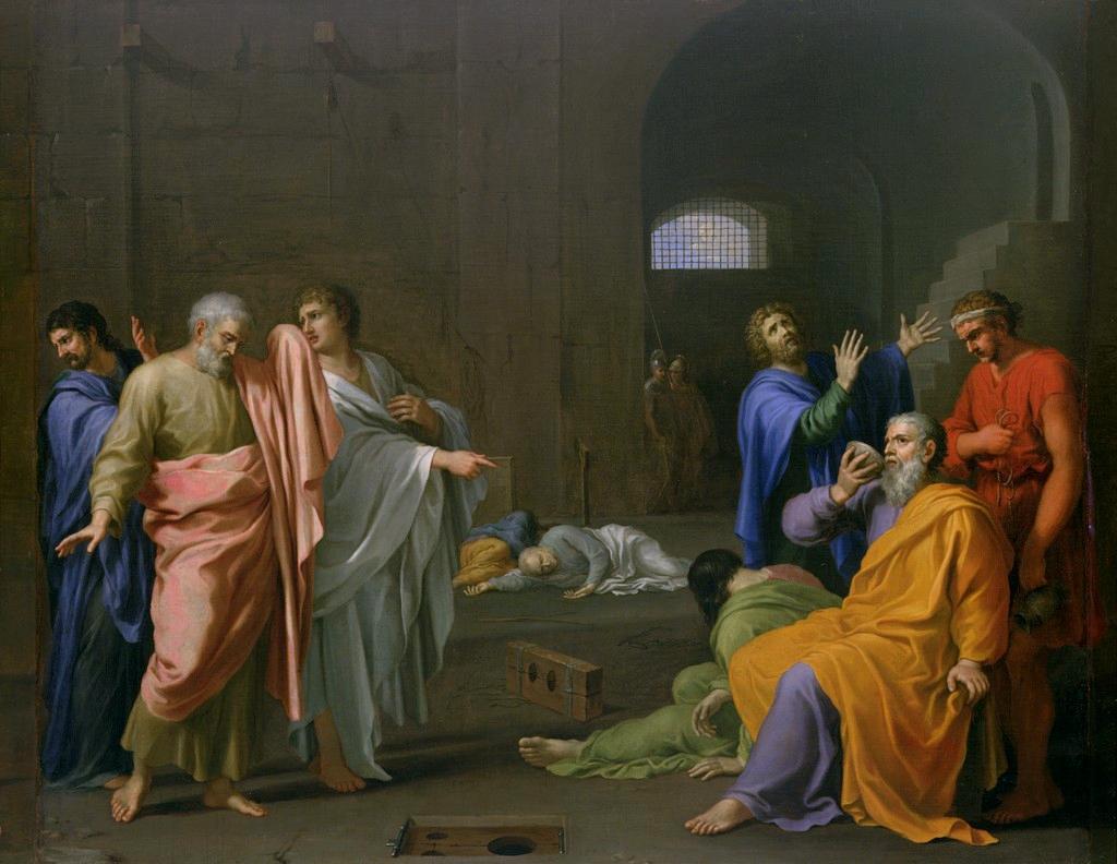 Morte de Sócrates